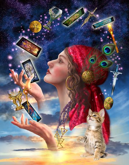 Personal tarot card reading free