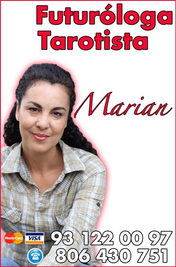 Marian futurologa y tarotista