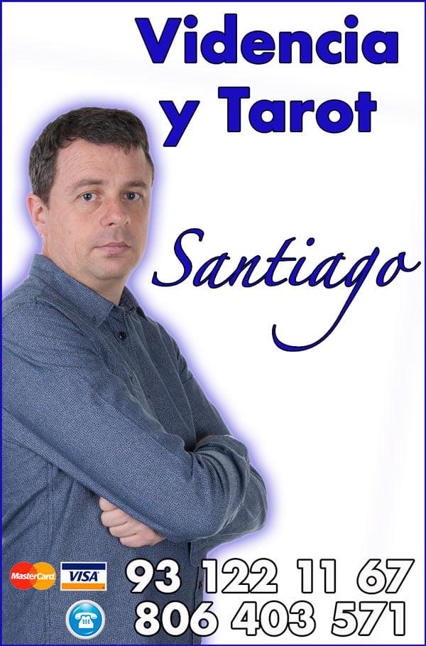 Santiago futurologo y tarotista